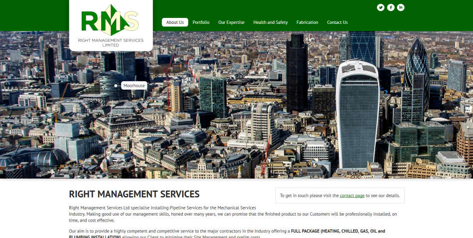 Right Management Services